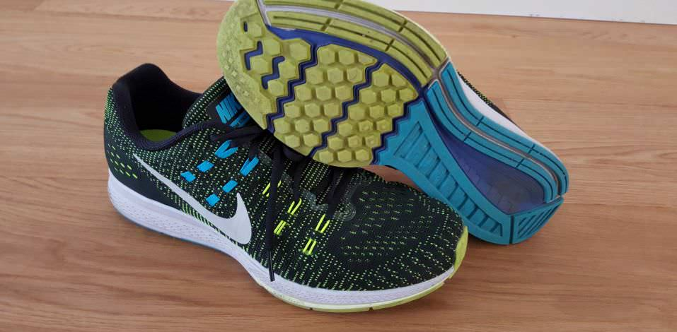 Nike Zoom Structure 19 - Pair