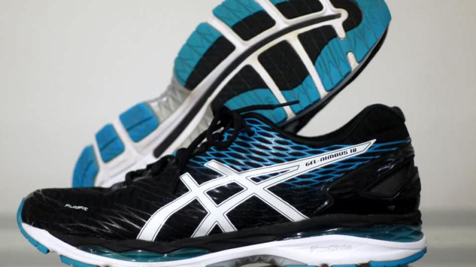 Asics Gel Nimbus 18 Review Running Shoes Guru