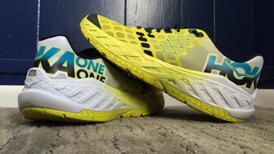 Hoka One One Clayton - Pair