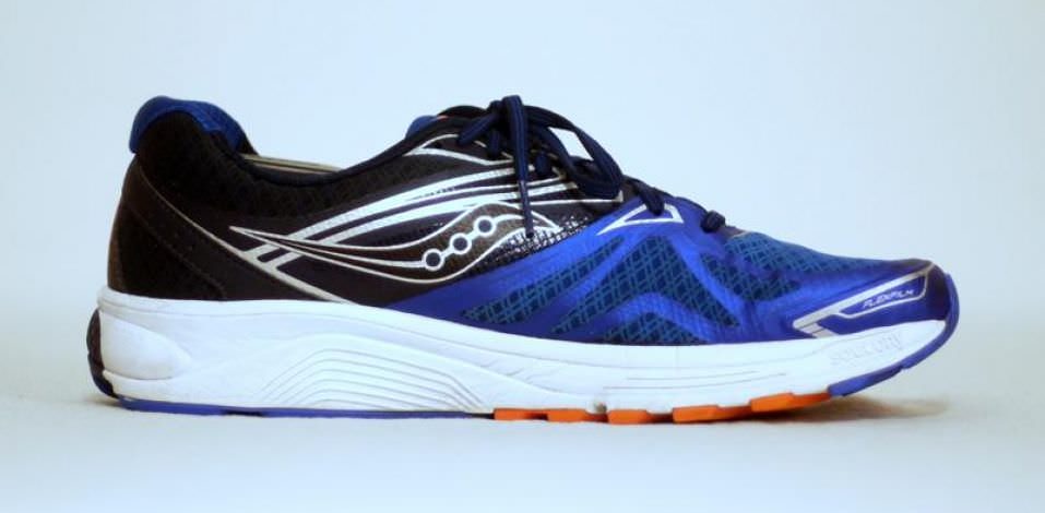 Saucony Ride 9 - Medial Side