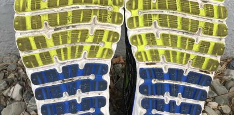 Brooks Glycerin 14 - Sole