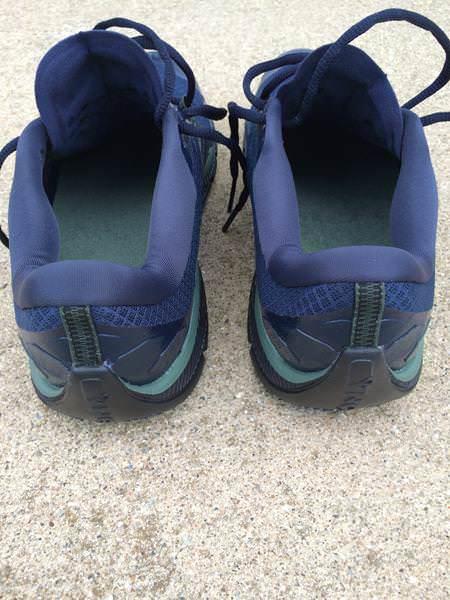 Brooks PureGrit 5 - Heel