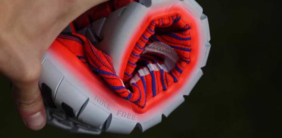 Nike Free RN Motion Flyknit - Medial Side