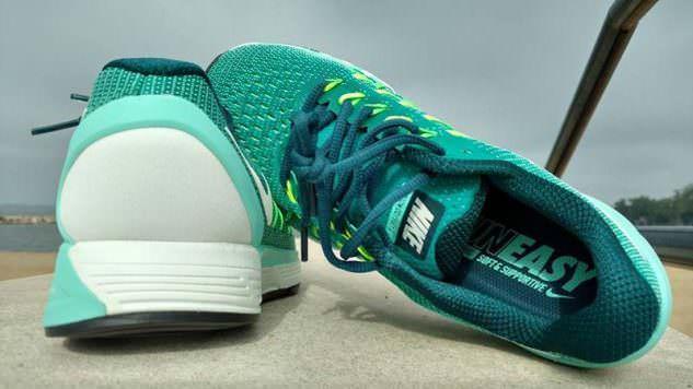Nike Air Zoom Odyssey 2 - Heel