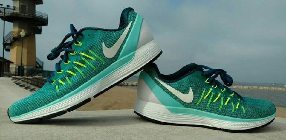 Nike Air Zoom Odyssey 2 - Medial Side