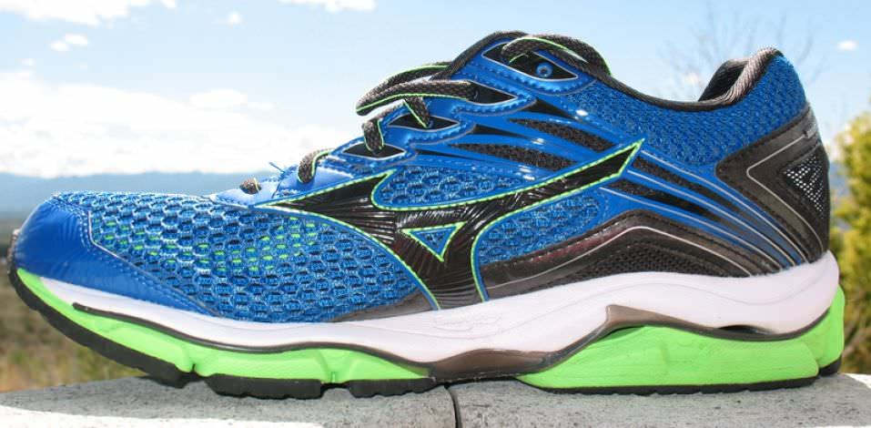 Mizuno Wave Enigma 6 - Medial Side
