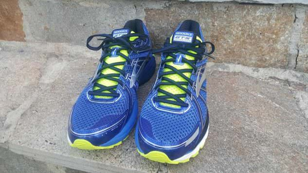 Brooks Adrenaline GTS 17 - Top
