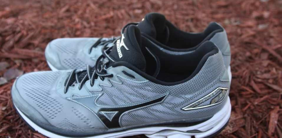 Mizuno Wave Rider 20 - Lateral Side