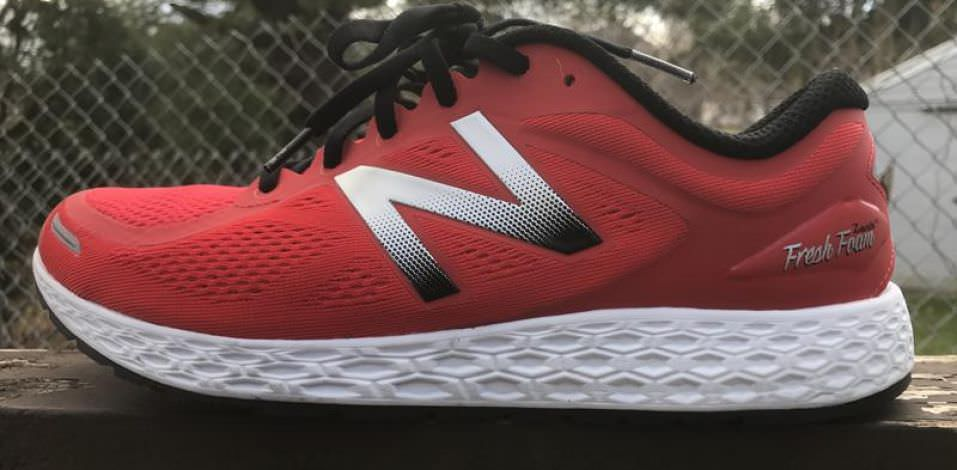 New Balance Zante v2 - Medial Side