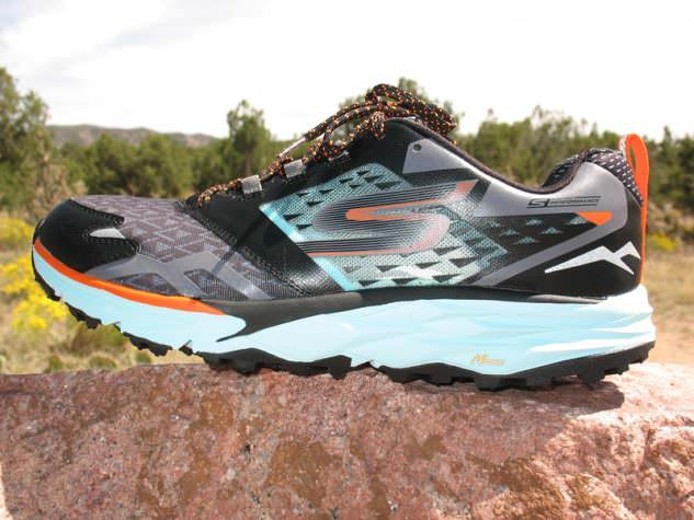 Skechers GOTrail - Lateral Side