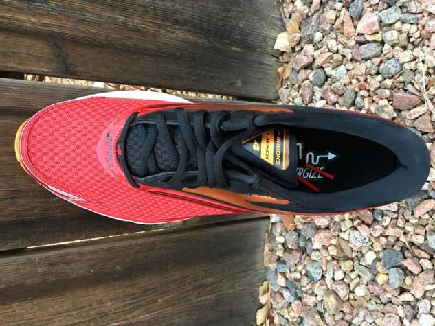 Brooks Launch 4 - Top
