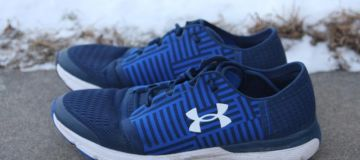 Under Armour SpeedForm Gemini 3 Review