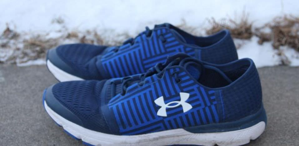 Under Armour SpeedForm Gemini 3 - Lateral Side