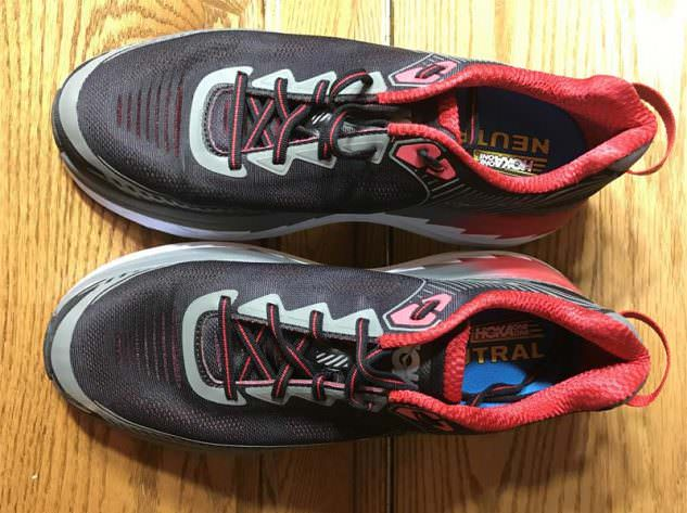 Hoka One One Bondi 5 - Top