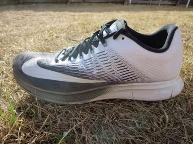Nike Zoom Elite 9 - Lateral Side