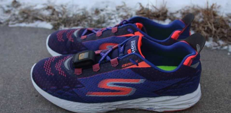 Skechers GOrun 5 - Lateral Side