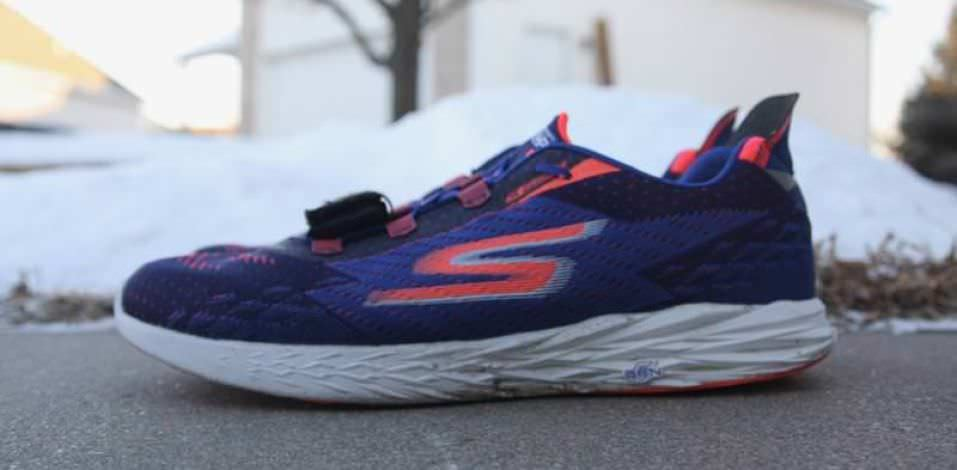 Skechers GOrun 5 - Medial SIde
