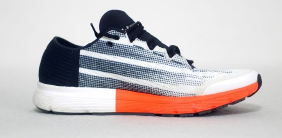 Under Armour Velociti - Medial Side
