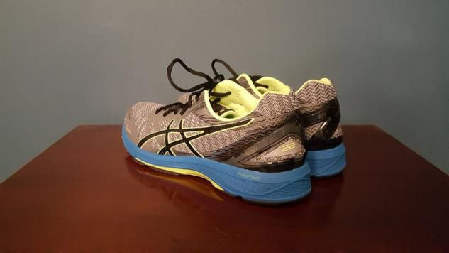 Asics Gel-DS Trainer 22 - Lateral Side