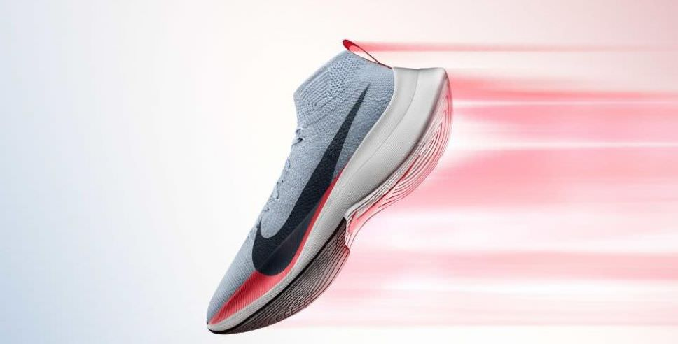 Nike Zoom VaporFly Elite: the shoe of Breaking2 you can't buy.