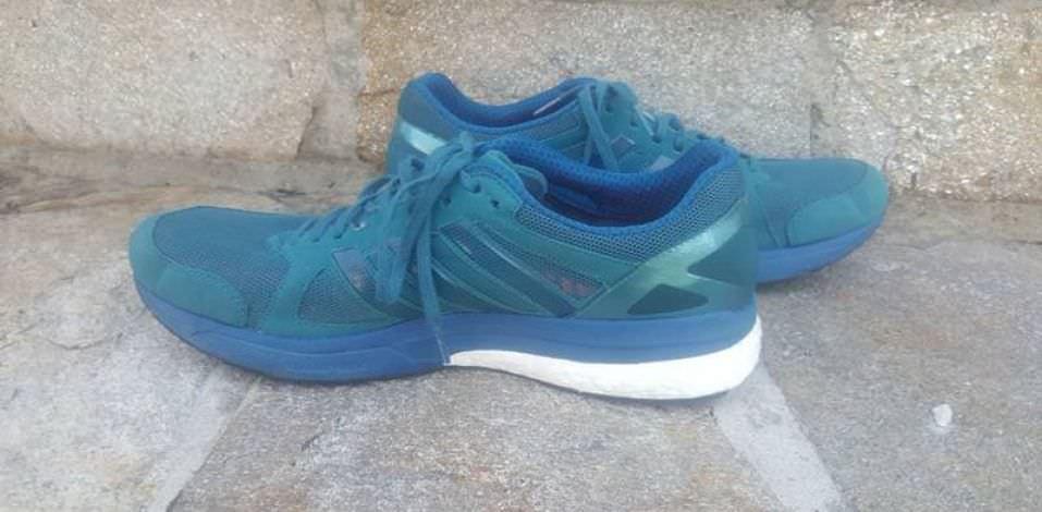 Adidas Adizero Tempo 8 - Medial Side