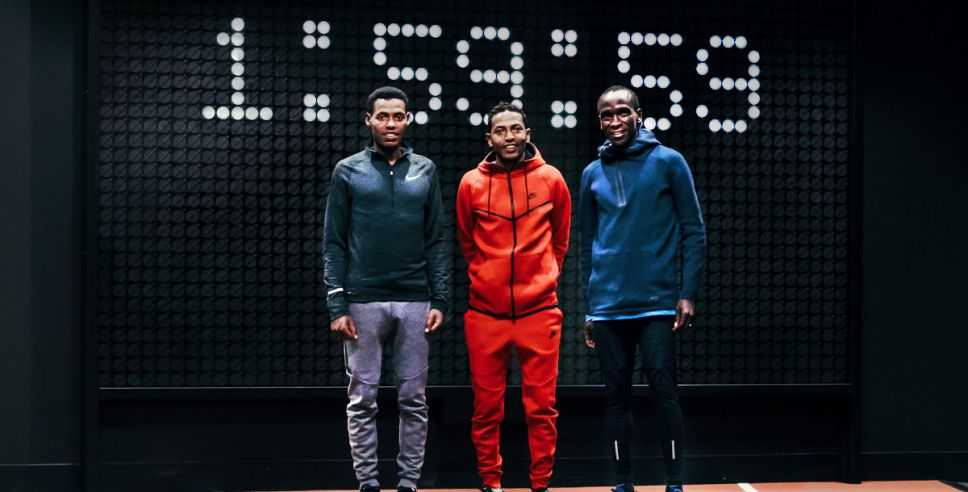May 6-8: Nike's Attempt to Break the 2-hour Marathon has a date (or three)