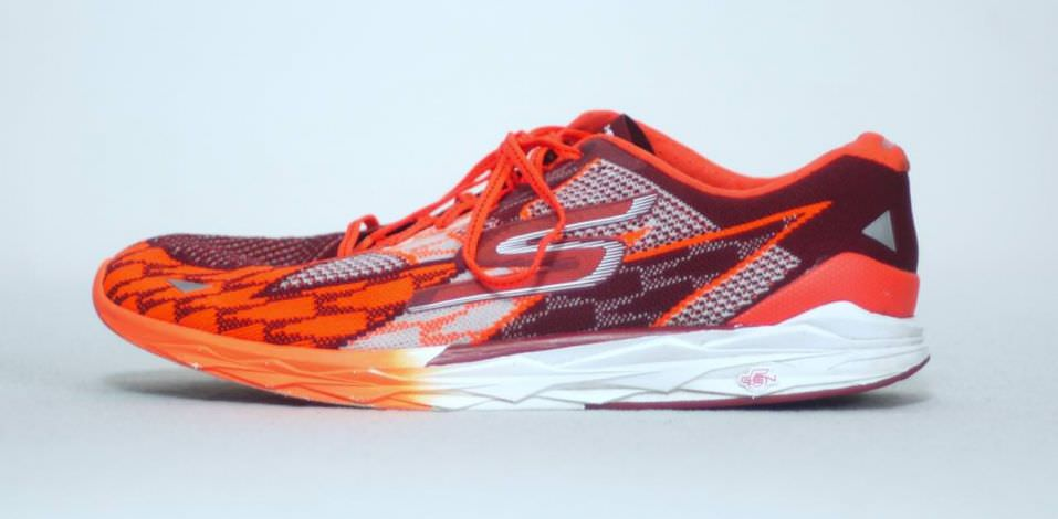 Skechers GOmeb Speed 4 - Lateral Side