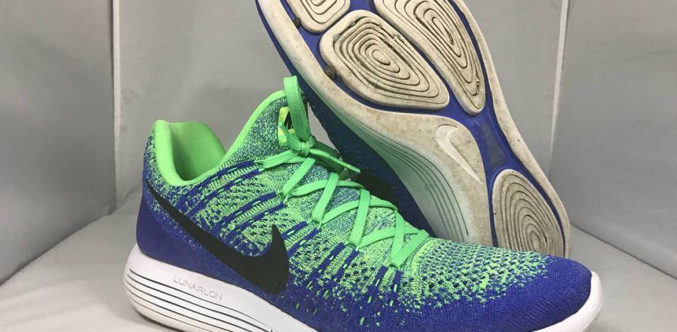 Nike LunarEpic Low Flyknit 2 - Pair