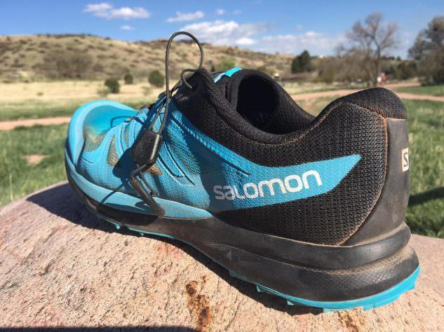 Salomon Sense Pro 2 - Lateral Side