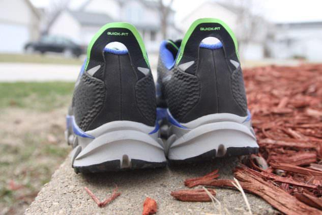 Skechers GOtrail Ultra 4 - Heel