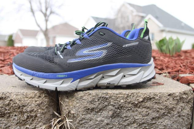 Skechers GOtrail Ultra 4 - Lateral Side
