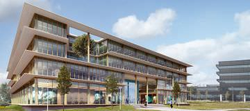ASICS EMEA Unveils Design For New Headquarters