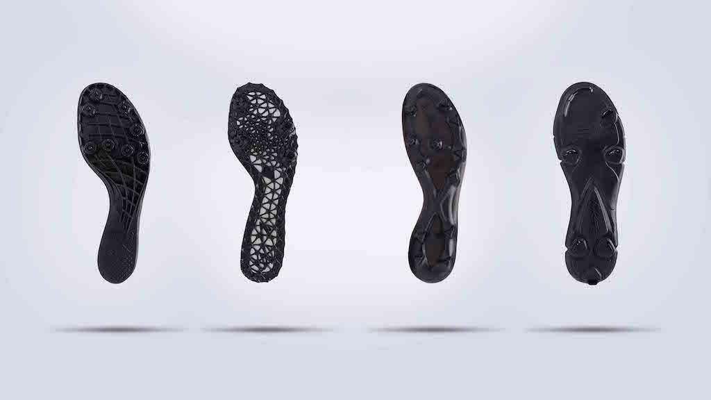 New Balance 3D-printed soles