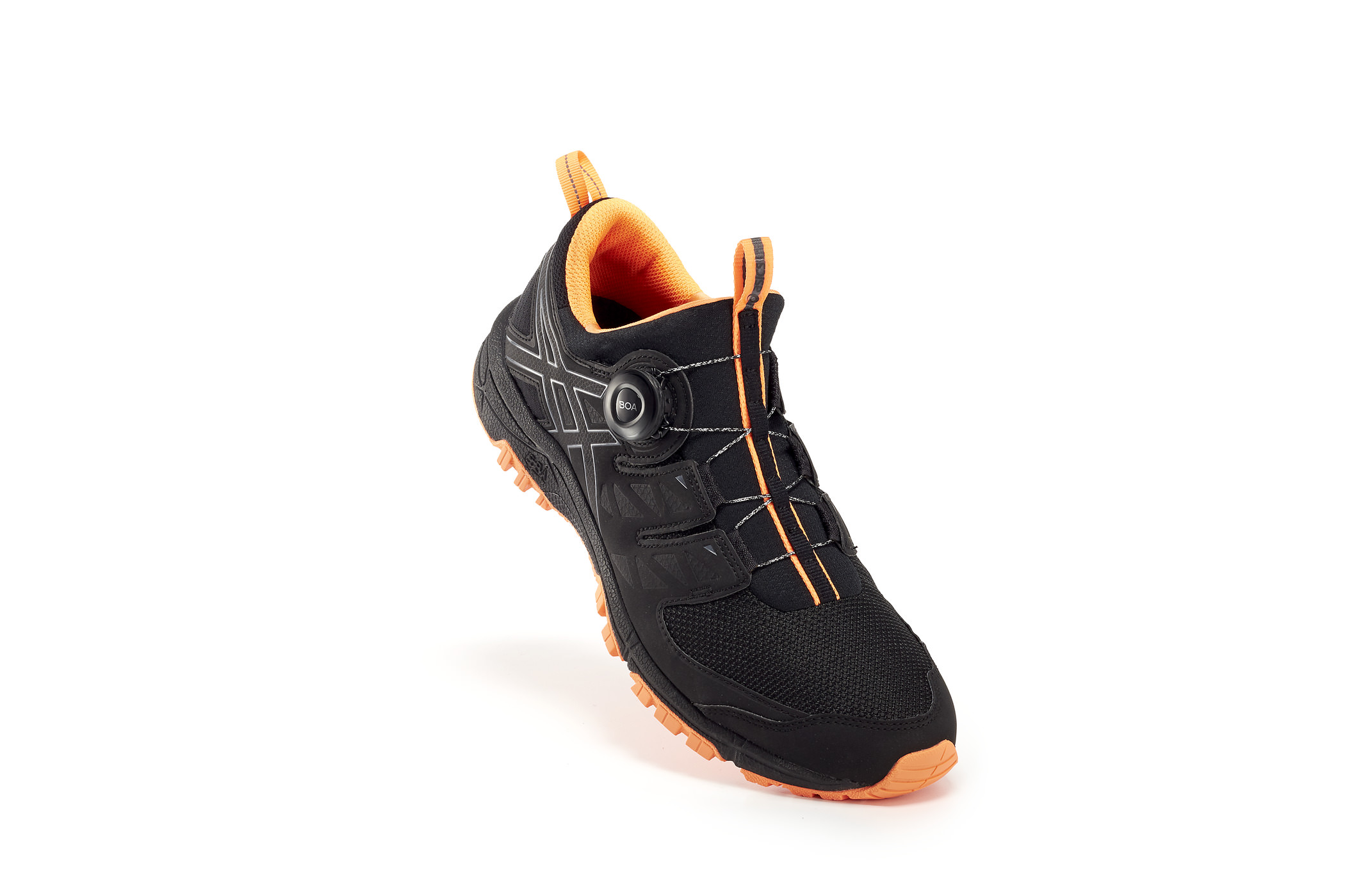 Boa Lacing System Running Shoes
