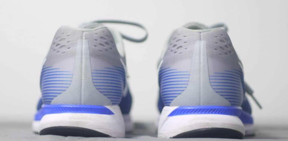 Nike Air Zoom Pegasus 34 - Heel