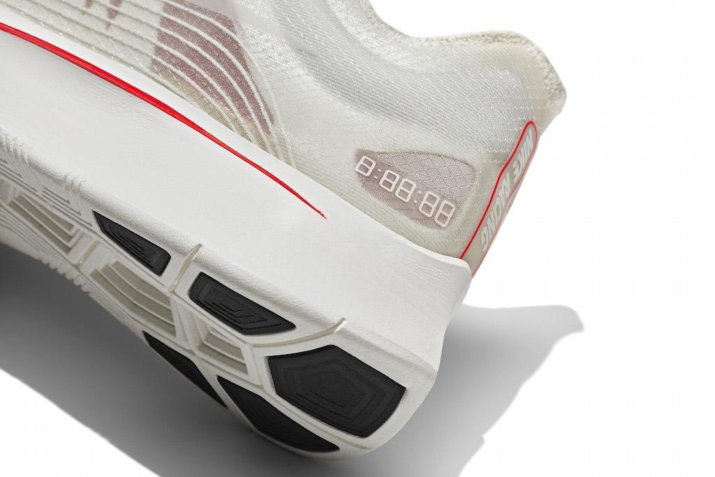 Nike Zoom Fly SP heel
