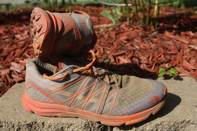 The North Face Ultra Vertical - Heel
