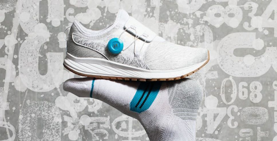 New Balance and Stance Team Up To Celebrate Elite Runners