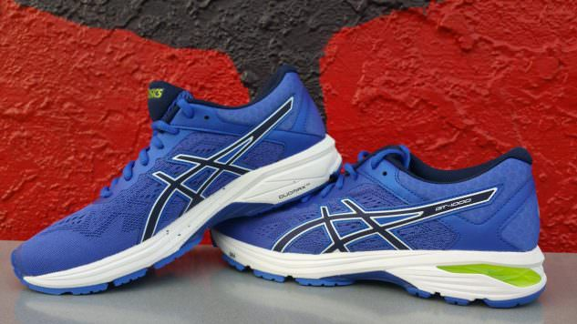 Asics GT-1000 6 - Lateral Side
