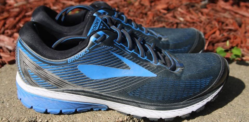 Brooks Ghost 10 - Lateral Side