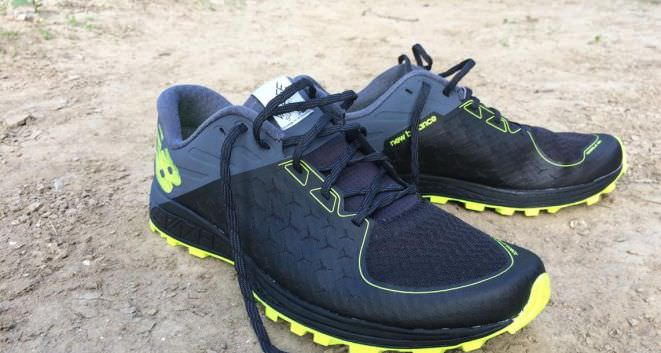 Current Version Of The New Balance V Running Shoe