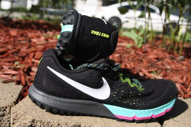Nike Terra Kiger 4 - Heel and Lateral Side
