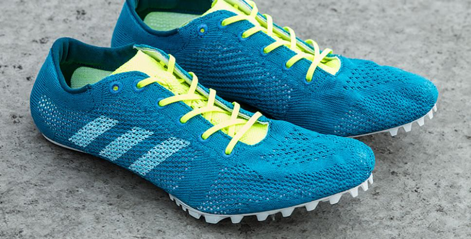 Adidas Announces Prime SP: World's First Parley Running Spike