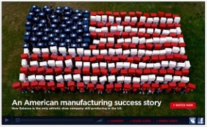 New Balance - Made in USA video