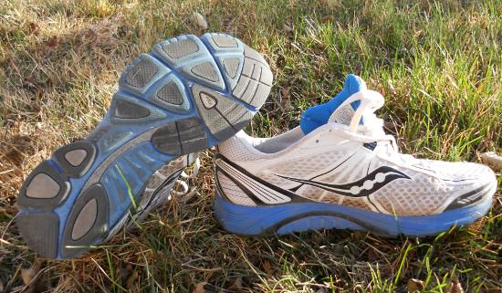 Saucony Progrid Mirage  Running Shoes Review