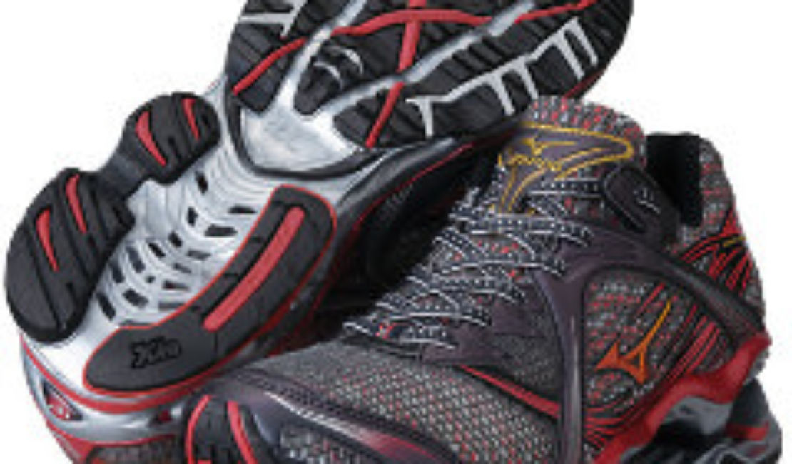 Mizuno Wave Prophecy Running Shoes Review