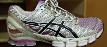 Escupir pared Buscar a tientas  Asics Gel Kinsei 4 Running Shoes Review | Running Shoes Guru