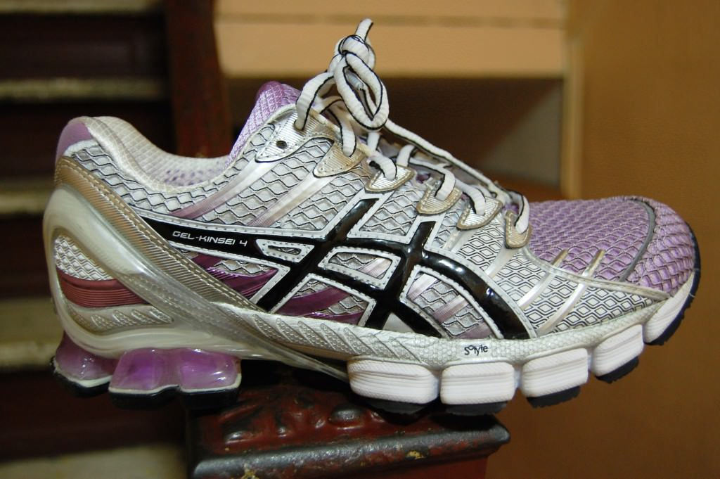 official photos 98d5b 21af6 Asics Gel Kinsei 4 Lateral Side View