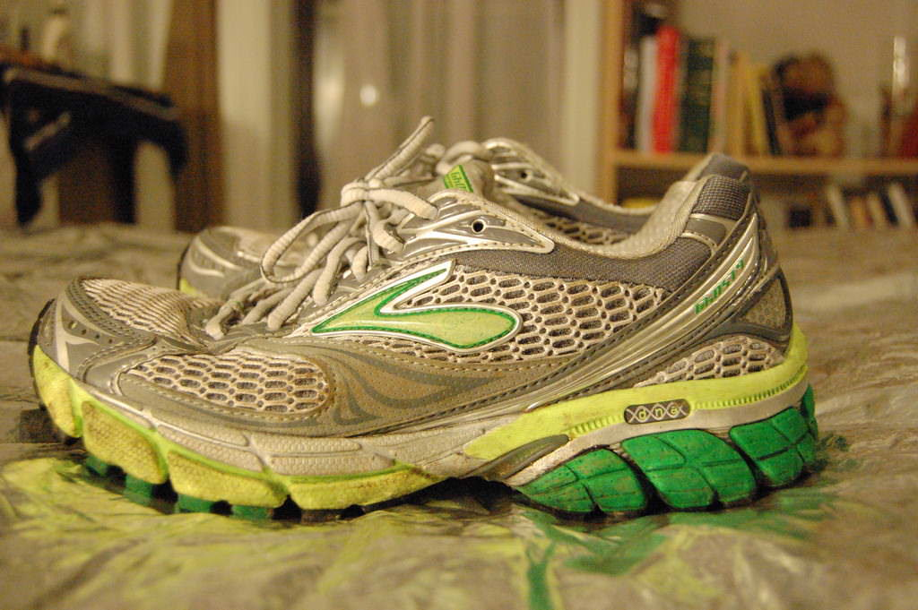 e78abe6f4af Brooks Ghost 4 Running Shoes Review