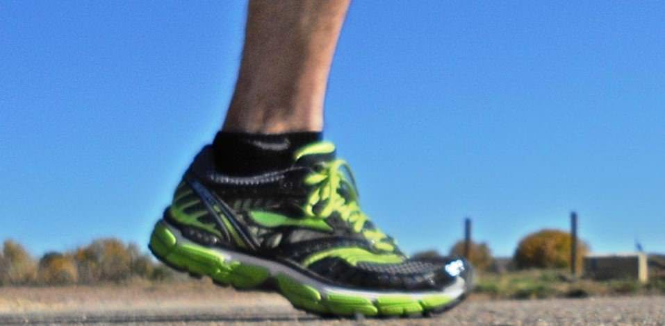 Brooks Glycerin 9 Ride and Flexibility